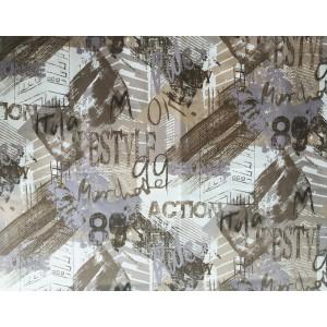 Микрофибра Принт (Print) ширина 140 см