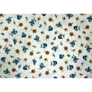 Рогожка Принт Прованс (Print Provence) ширина 140 см