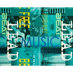 Велюр Мюзик (Music) ширина 140 см